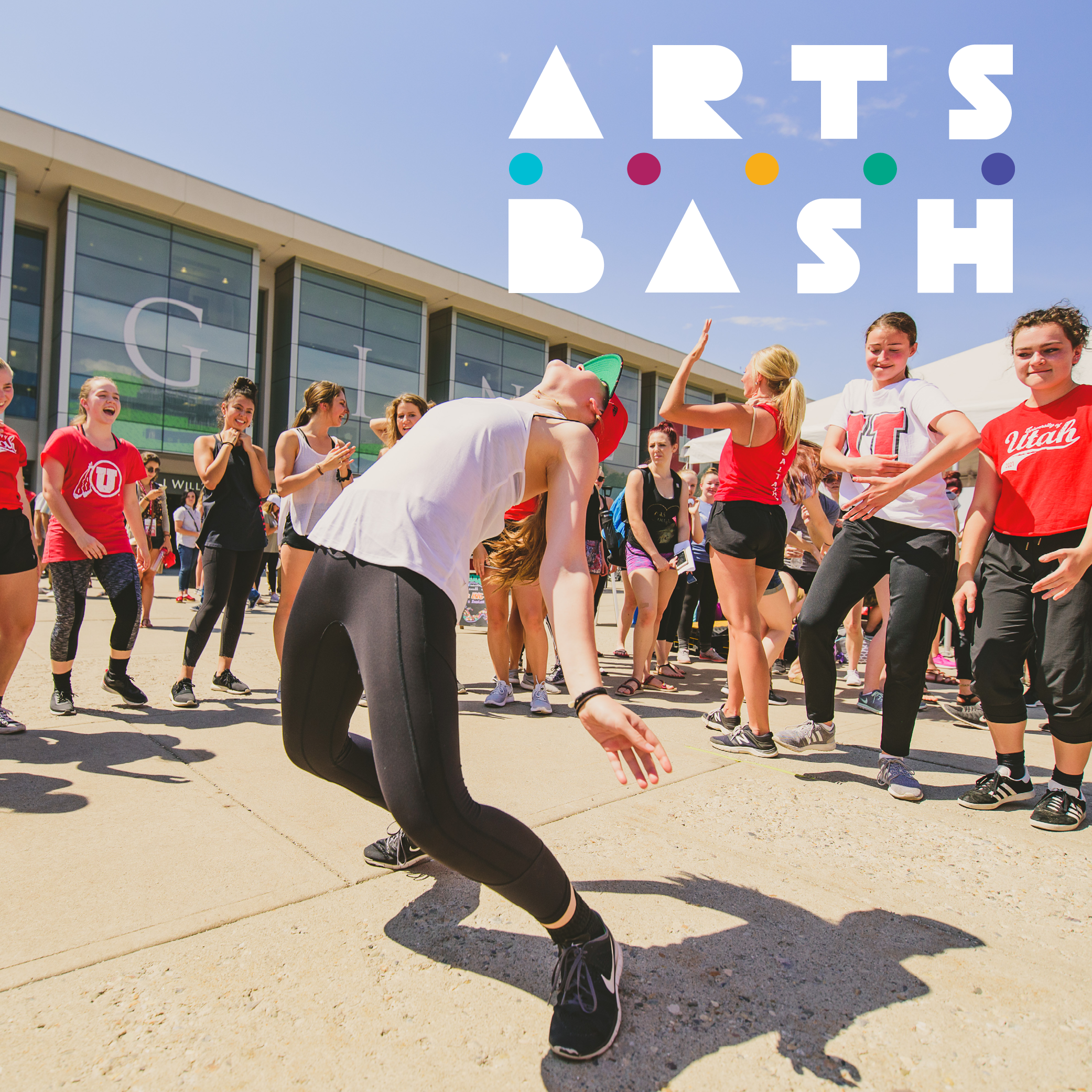 Arts Bash 2019 square