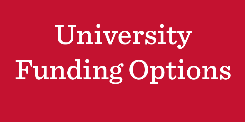 University Funding Options