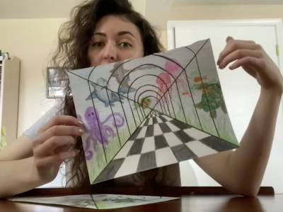 U ArtsBridge reaches Utah's youth with online art challenges