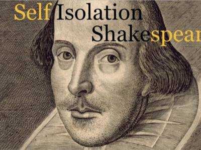 U Theatre students perform Shakespeare while isolated