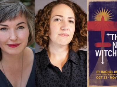 """Director Alexandra Harbold and Playwright Rachel Bublitz on Department of Theatre's """"The Night Witches"""""""