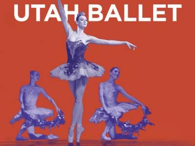 Beloved favorites plus new creations in Spring Utah Ballet