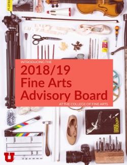 Meet the 2018/19 FAAB Board