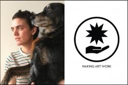 MAKING ART WORK, No.18: Alyce Carrier