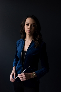 Doctorate of Musical Arts  student receives prestigious young conductor award