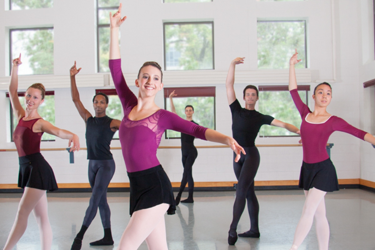 Utah Ballet Summer Intensive offers dancers a glimpse into life as a ballet major at the U