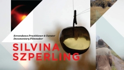 Silvina Szperling, Screendance Practitioner, Curator and Documentarian visits the University