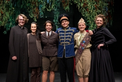 """The U Department of Theatre presents Shakespeare's sophisticated early comedy """"Love's Labour's Lost"""""""