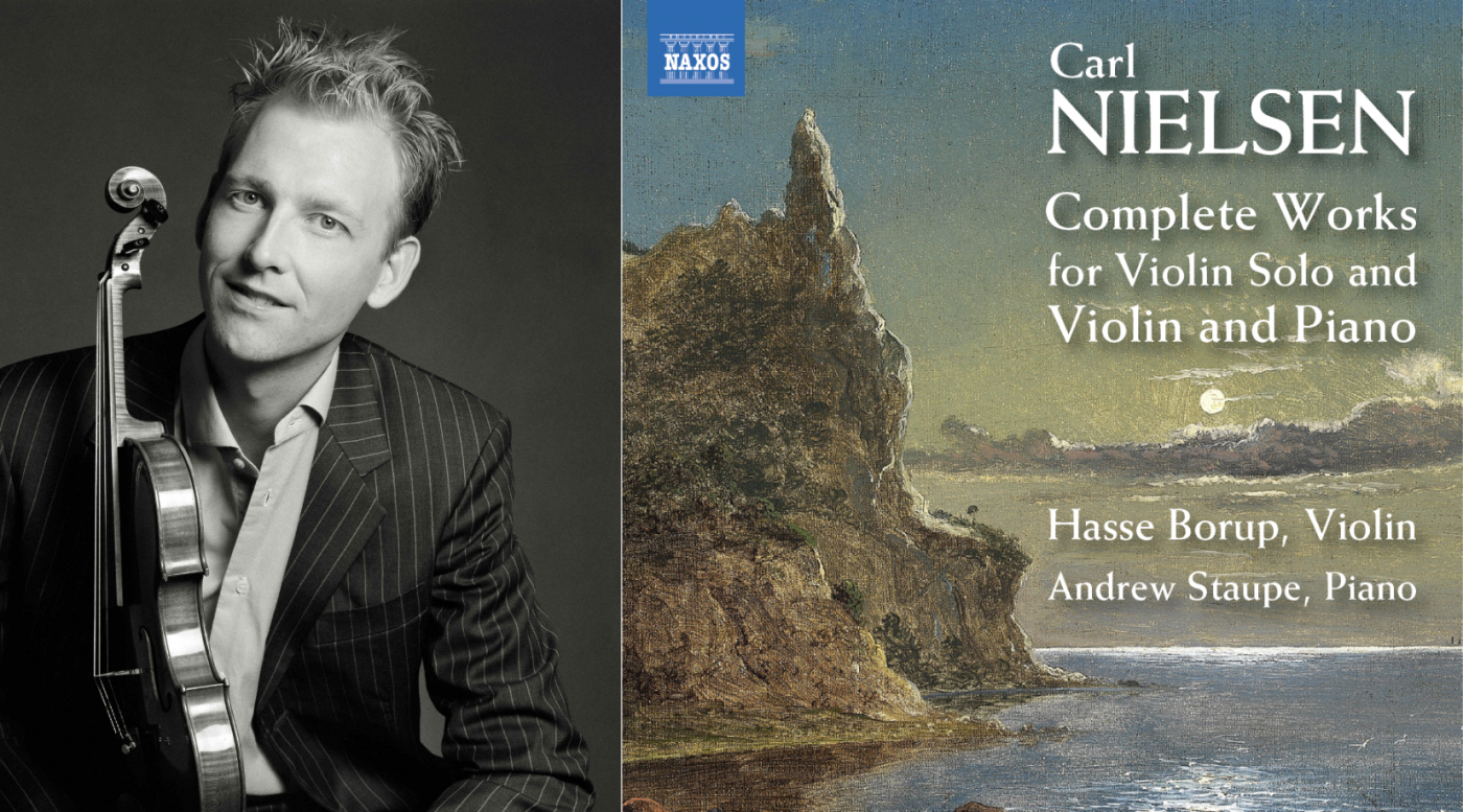 Music Professor Hasse Borup releases landmark collection, complete works of Danish national composer Carl Nielsen