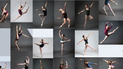 "The School of Dance, Ballet Program Senior Class, presents ""Our Final Bow"""
