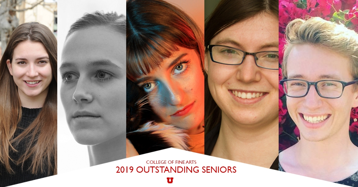 Say hello to the 2019 Outstanding Seniors