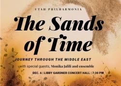 Utah Philharmonia embraces middle eastern music with Moniki Jalili and ensemble