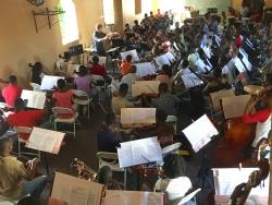Utah Educators Instruct Aspiring Musicians in Haiti