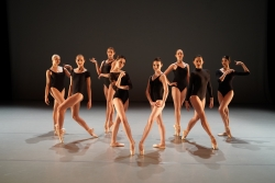 Eight University of Utah Ballet Dancers fly to New York to make their New York City debuts among international ballet stars