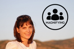 MAGNIFYING, No. 11: Paula Lee