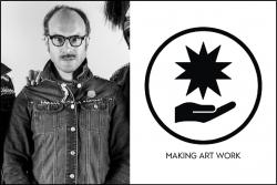 MAKING ART WORK, No.6: Mark Jeffery