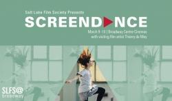 Don't miss the 2018 Screendance Festival!