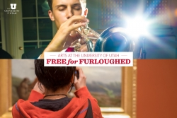 Arts at the U: Free for furloughed
