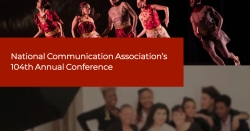 CFA will be representing at the upcoming National Communication Association's 104th annual conference
