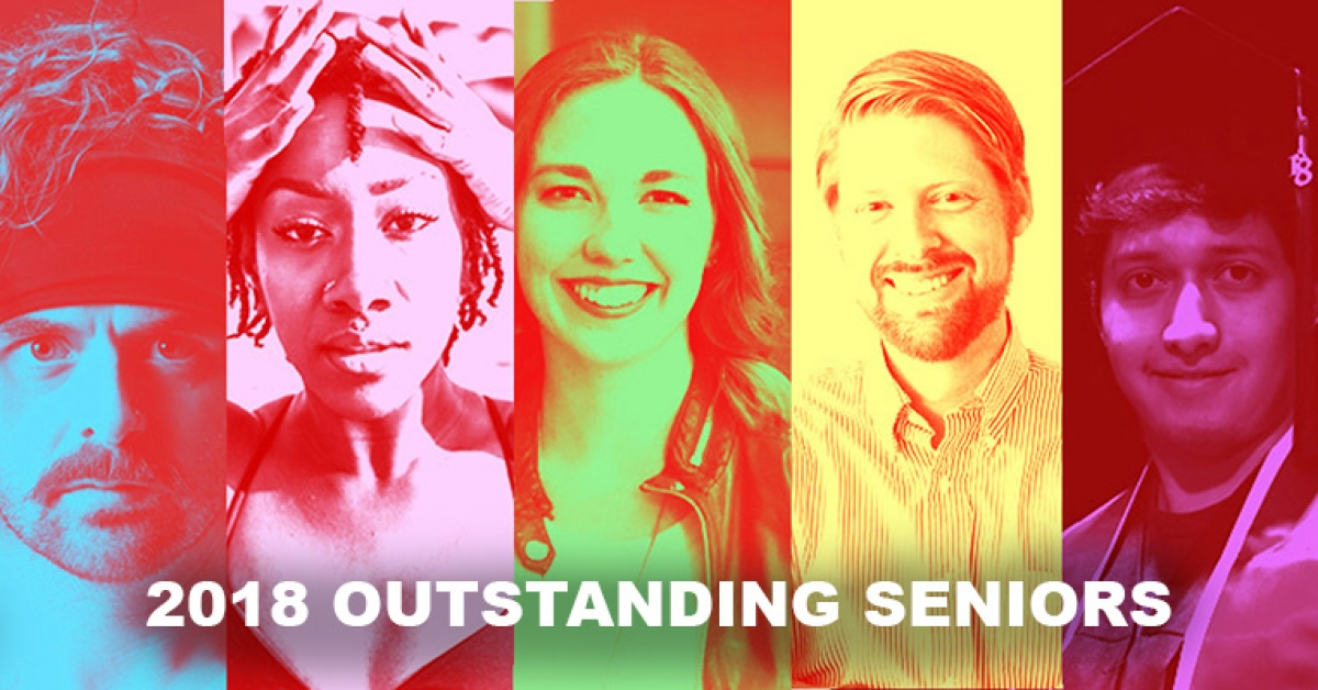 Meet the 2018 Outstanding Seniors