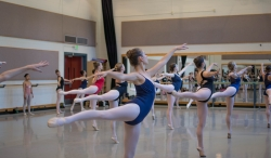 2018 School of Dance Utah Ballet Summer Intensive