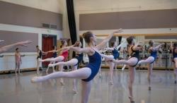 2018 School of Dance Utah Ballet Summer Intensive