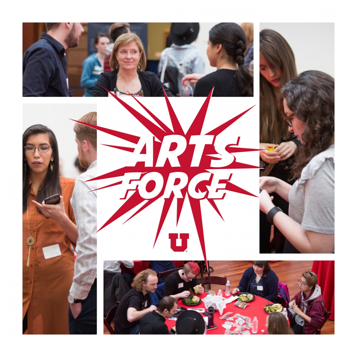 ArtsForce's 6th Annual Networking Event