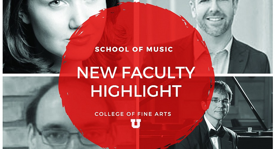 New outstanding faculty members at the School of Music