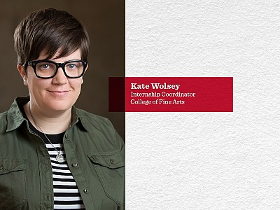 Welcome Kate Wolsey as the CFA's new Internship Coordinator