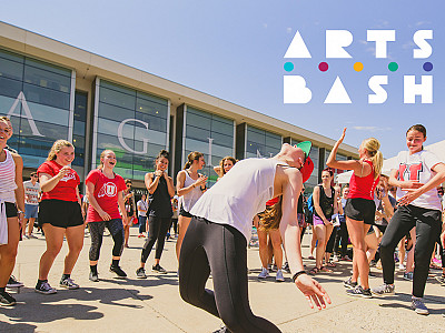 Arts Bash is Back and It's Bigger Than Ever