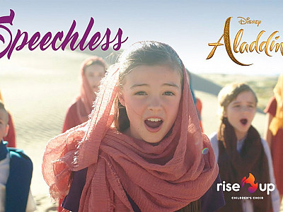 "Adjunct Assistant Theatre Professor Amy Oakeson Goes Viral with Over 5.5 Million Views of Rise Up Children's Choir ""Speechless"" Video"